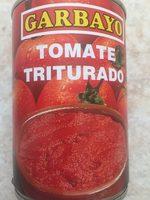 Tomate Triturado - Producto