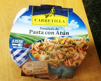 Ensalada de pasta con atún - Product - fr