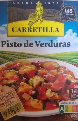 Pisto de verduras - Produit - es