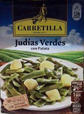 Judías verdes con patatas - Producto - es
