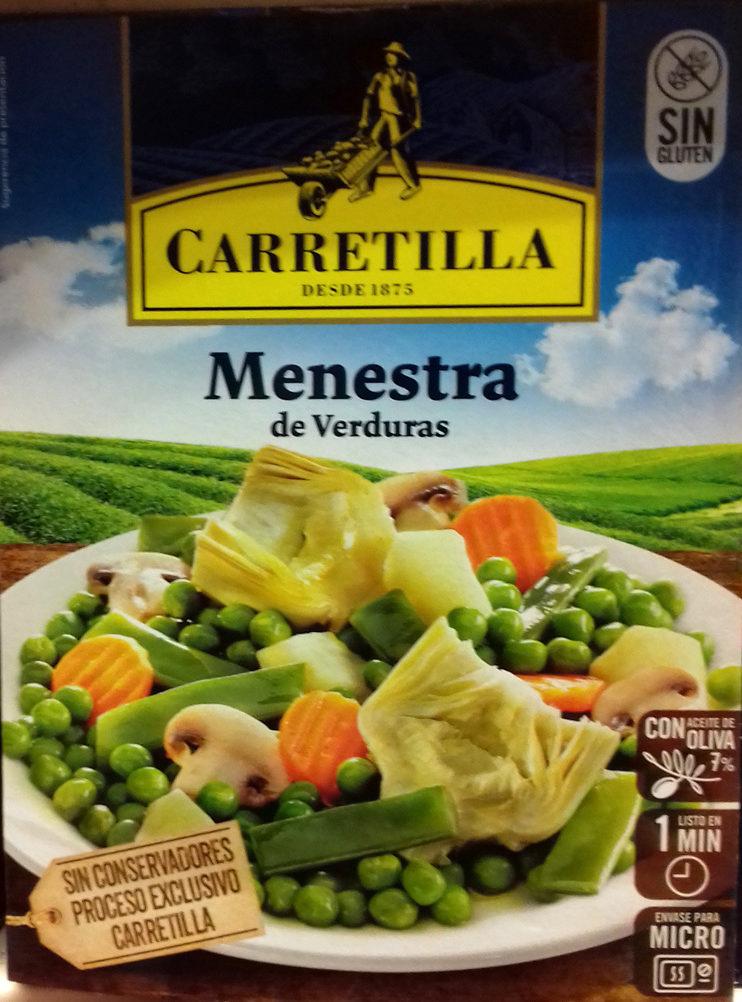 Menestra de verduras - Produit - es