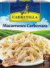 Macarrones carbonara - Produit