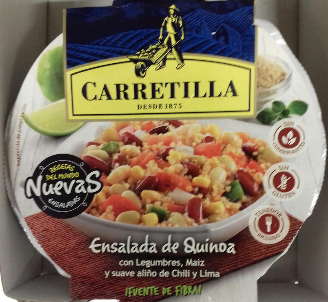 Ensalada de quinoa - Producte - es