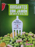 Guisantes con jamón - Product