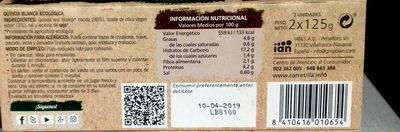 Quinoa Real Blanca - 1