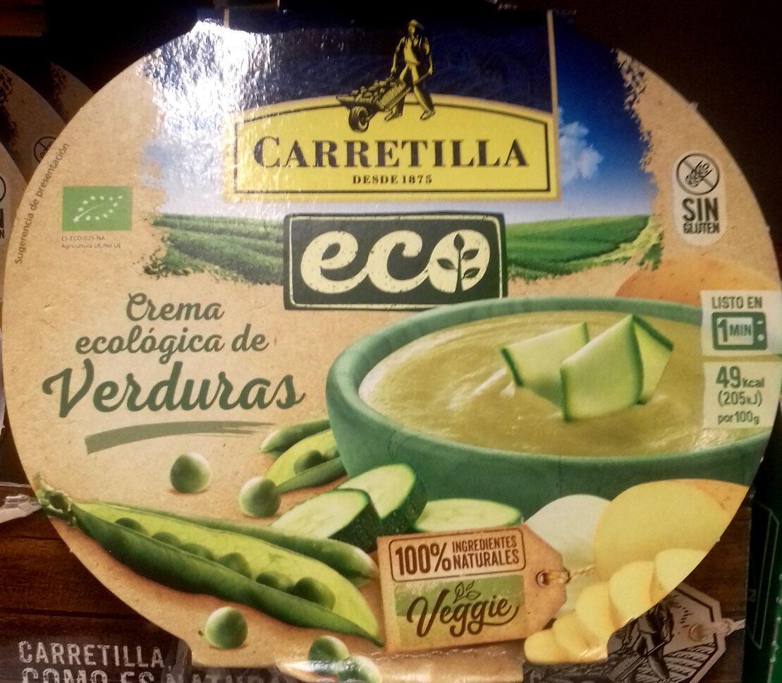 Crema ecológica de verduras - Produit - es