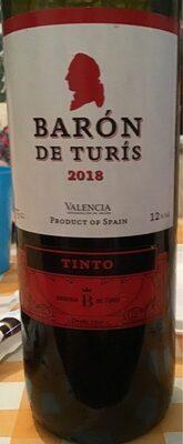 Vino Barón De Turís - Produit