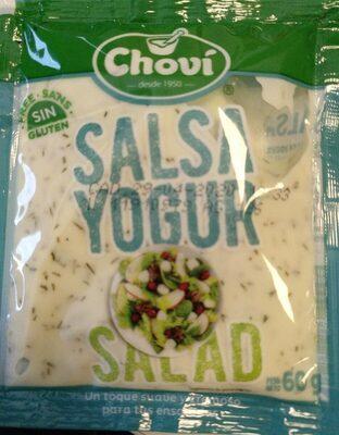 Salsa yogur - Producto - es