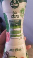 Salsa cesar - Informations nutritionnelles