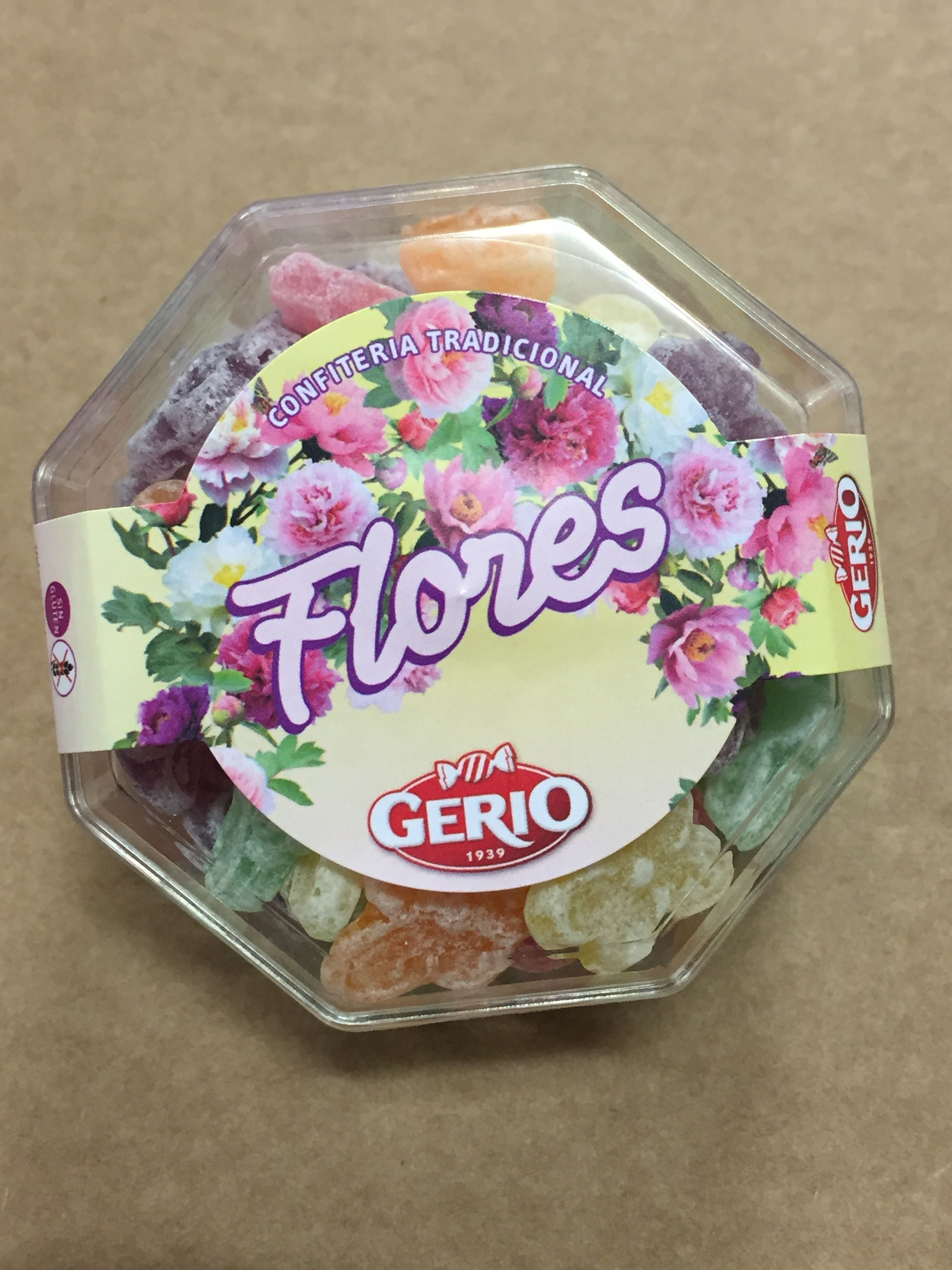 Flores de colores - Producte