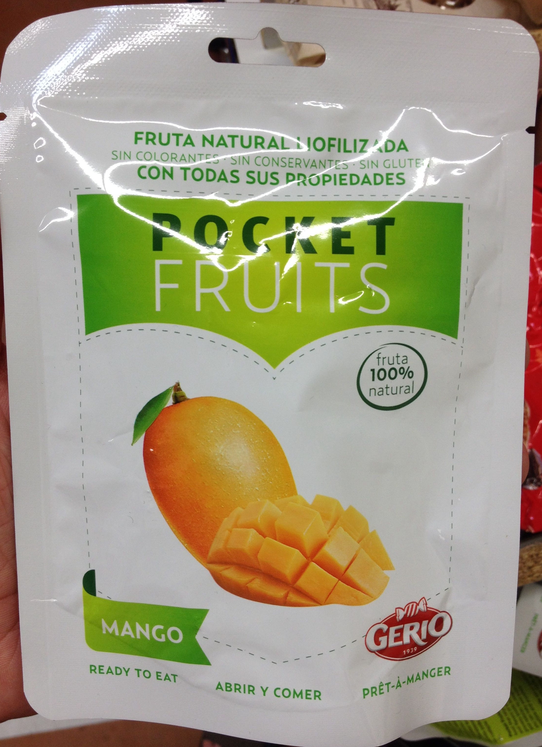 Mangue - Produit