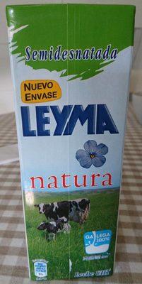Leche semidesnatada de vaca - Producto