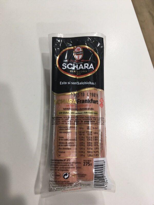 Salchichas - Producte - es