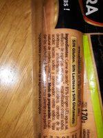 Salchichas frankfurt cocidas y ahumadas de cerdo - Ingredients - es