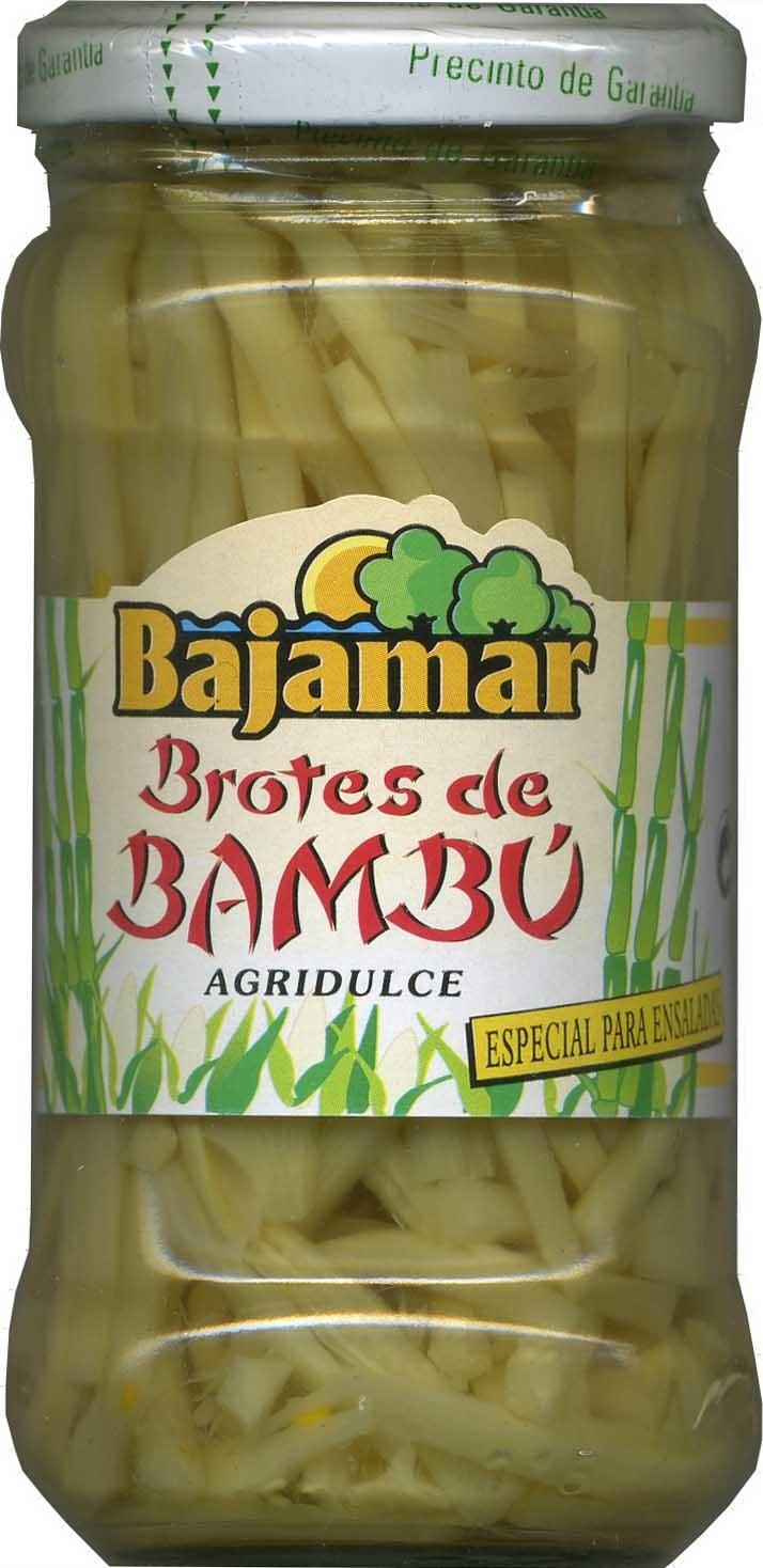 Brotes de bambú en láminas - Produit - es