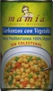 Garbanzos con vegetales - Product