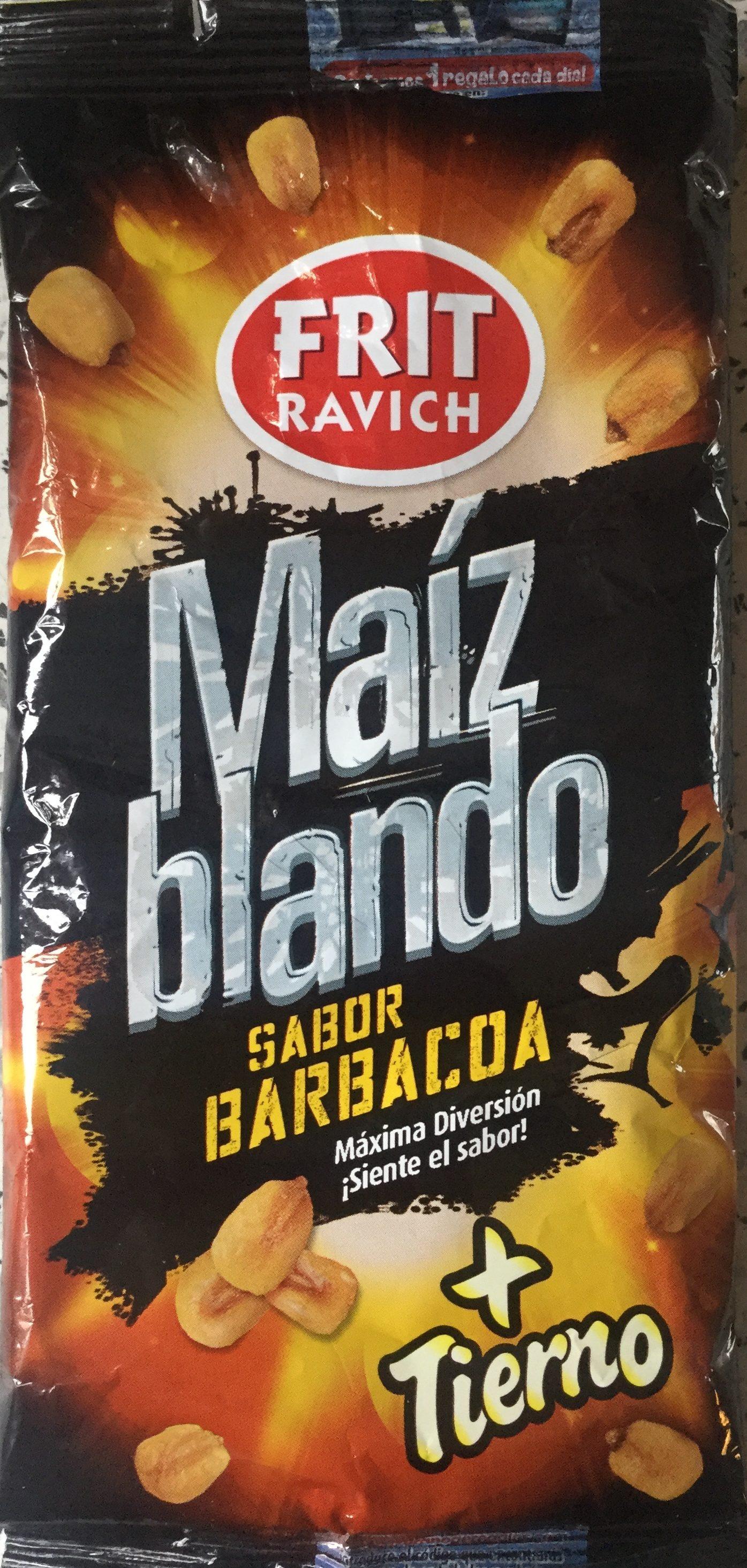 Maíz blando sabor barbacoa - Product - es