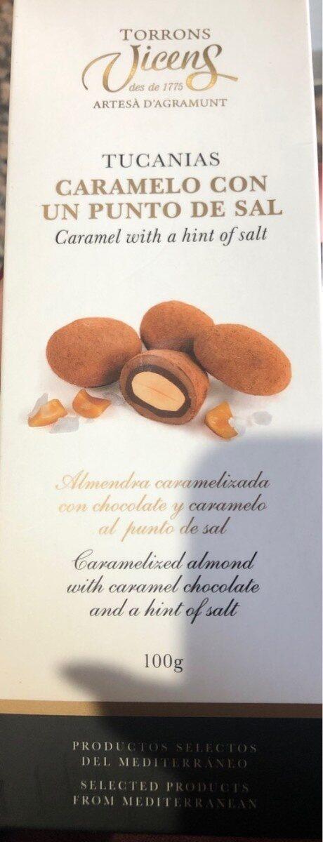 Tucanias caramelo con un punto de sal - Produit