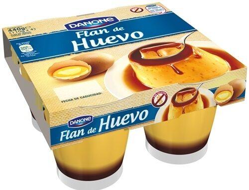 Flan de huevo - Producte - es