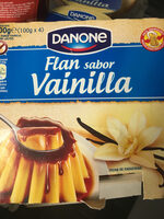Flan sabor vainilla - Produit - fr
