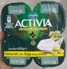 Activia con soja natural - Producte