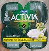 Activia con soja natural - Producto