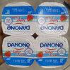 Yogur Danone Sabor Fresa - Product