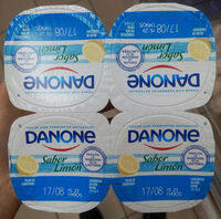 Yogurt Sabor Limón - Product - es