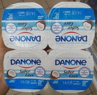 Yogur sabor coco - Produit