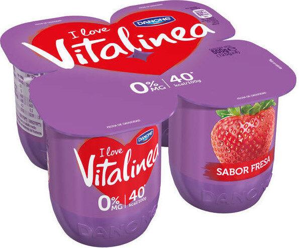 Vitalinea Fresa - Product - es