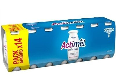 Actimel Natural - Product