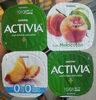 Activia 0% con melocotón - Product