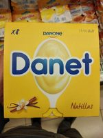 Danet natillas - Producte