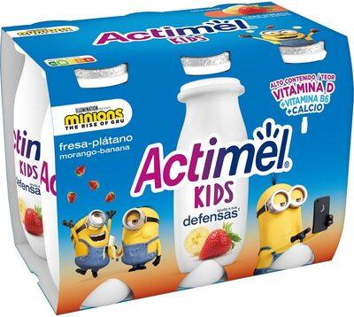 Actimel kids - Producte - es