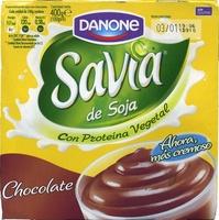 Postre de soja chocolate - DESCATALOGADO - Produit - es