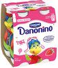 Danonino bebedino sabor fresa - Producte
