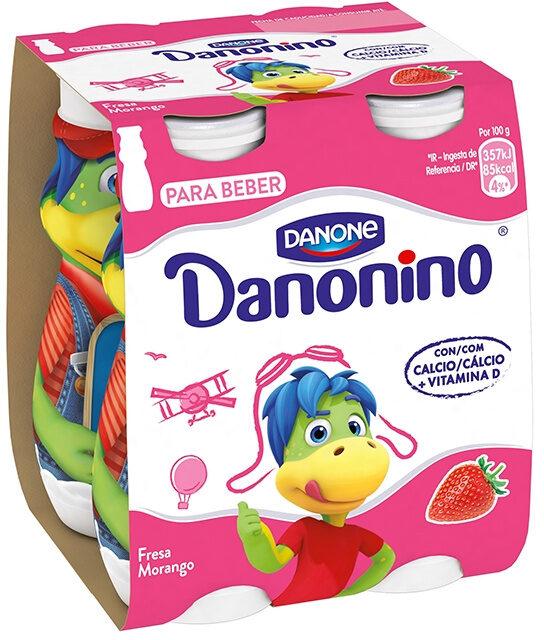 Danonino bebedino fresa - Producte