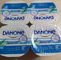 Yogur natural - Product - es