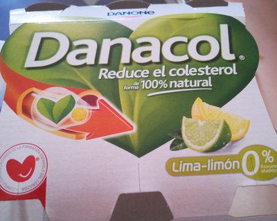 Danacol Lima-limón
