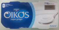 Oikos natural - Product