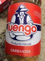 Garbanzos - Producte