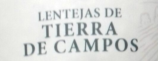 Lentejas de Tierra de Campos - Ingredientes - es