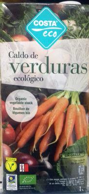 Caldo de verduras - Producte - es