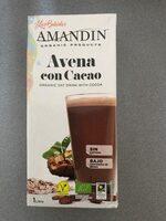 Avena con cacao - Produit