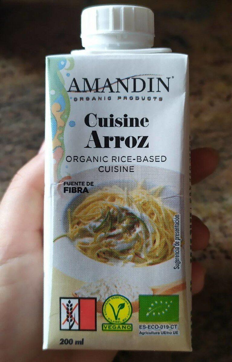 Cuisine Arroz - Product - es