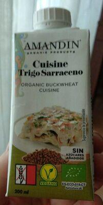 Cuisine trigo sarraceno - Product - es