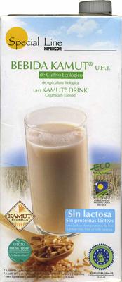 Bebida de Kamut - Product - es