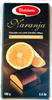 Chocolat au lait fourré à l'orange. - Product
