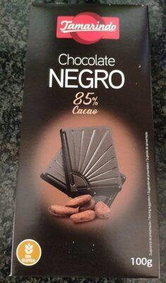 Chocolate negro 85% cacao