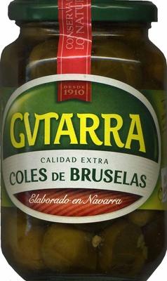 Coles de bruselas - Produit
